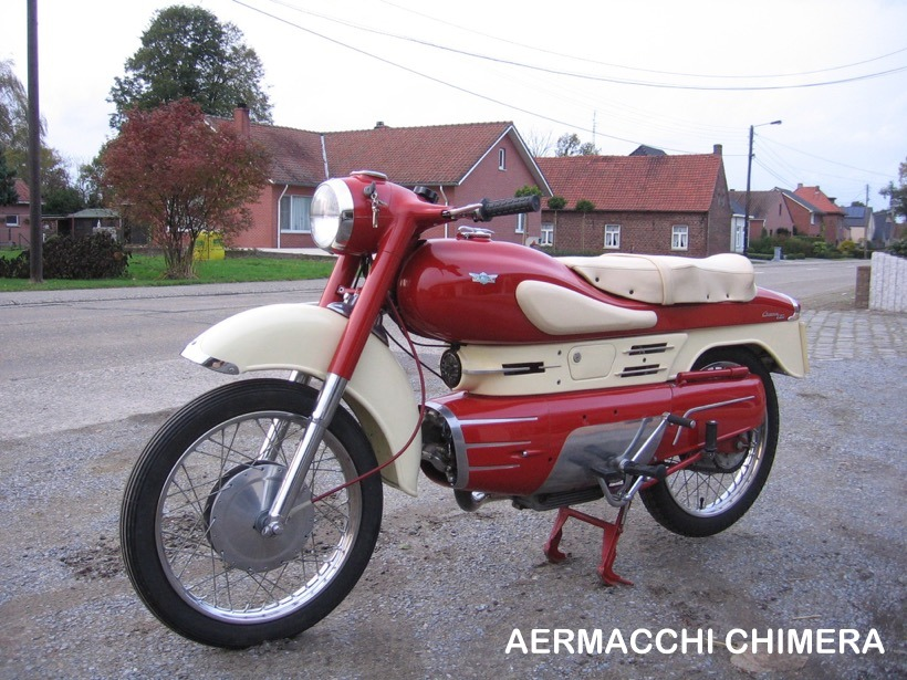 Aermacchi Chimera