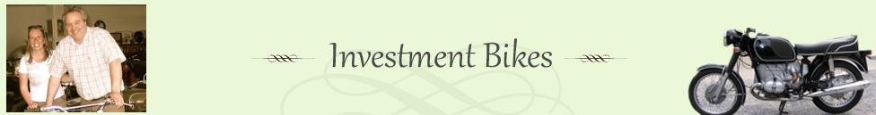 Investment Bikes