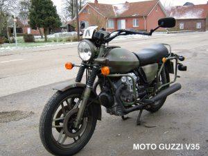 Moto Guzzi V35 Nato