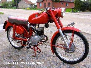 Benelli 125 Leoncino