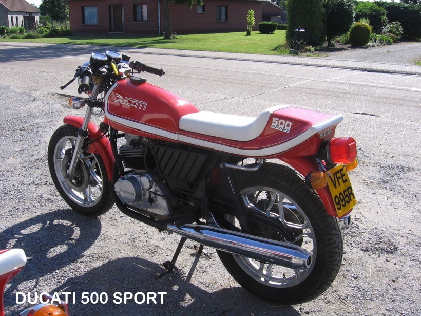 Ducati 500 Sport