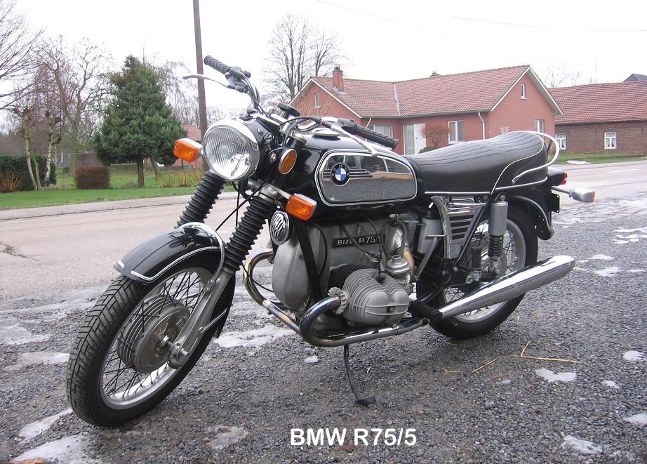 BMW R75/5