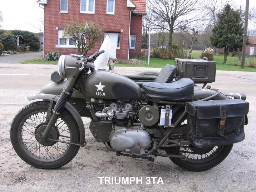Triumph 3TA