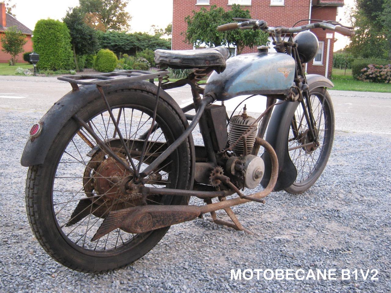 Motobecane B1V2
