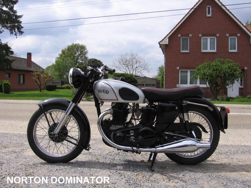 Norton Dominator