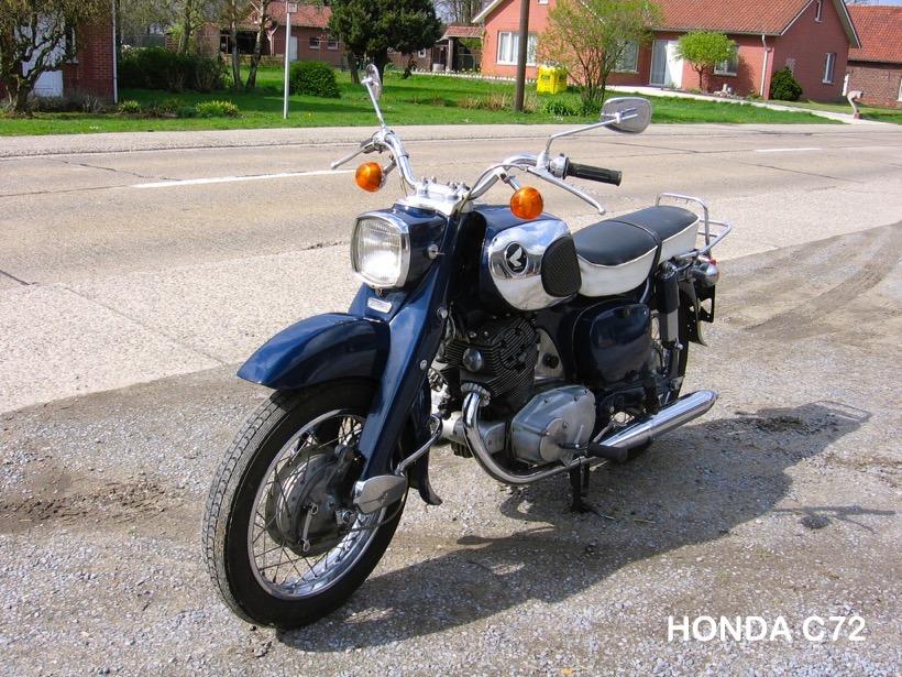 honda-c72